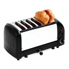 E267 6 Slot Bread Toaster