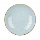 Churchill Stonecast Round Coupe Bowls Duck Egg Blue 220mm