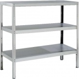 Three Tier Shelving