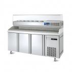 Pizza / Salad Prep Counters