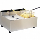 L485 2 x 5 Ltr Double Fryer
