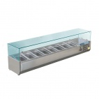 GD877 Refrigerated Counter Top Prep/Servery