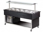 BB5-COLD Cold Buffet Display Cabinet