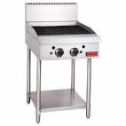 GL170-N Natural Gas Freestanding 2 Burner Chargrill