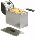 FD 50 Single Tank 5 Ltr Counter Top Deep Fat Fryer