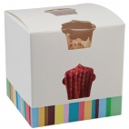 GG230 Single Cupcake Box