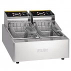 L495 2 x 5 Ltr Double Heavy Duty Fryer