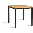 Wooden Square Table 750mm
