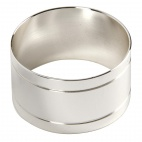 P904 Silver Plated Napkin Rings