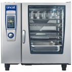 10 Grid Gas Combination Ovens / Steamers
