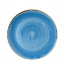 Churchill Stonecast Round Coupe Bowls Cornflower Blue 311mm