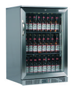 Back Bar Bottle Coolers (Single Door)
