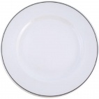 Churchill Black Line Plates 280mm