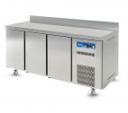 RC3DR (444443642) 3 Door Refrigerated Prep Counter with Upstand