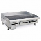 IGG-36/N Thermostatic Ribbed Natural Gas Griddle