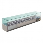 GD878 Refrigerated Counter Top Prep/Servery