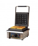GES10 Single Brussels Waffle Iron