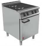 Dominator Plus E3161 3 Hotplate Electric Oven