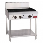 GL171-N Natural Gas Freestanding 3 Burner Chargrill