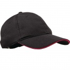 Cool Vent Baseball Cap - Berry