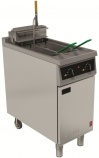 400 Series E421F Twin Tank Electric Freestanding Fryer