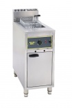 RFG16 16 Ltr Single Tank LPG Floor Standing Deep Fat Fryer