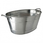 Galvanised Steel Beverage Tub
