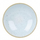 Churchill Stonecast Round Coupe Bowls Duck Egg Blue 200mm