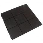Rubber Paving Tile Matting