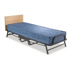Contract Folding Bed with Water Resistant Mattress Single
