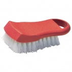 DM042 Colour Coded Red Chopping Board Brush