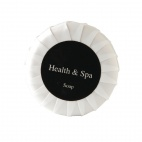 CB568 Health & Spa Range Pleated Soap