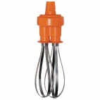 AC003 (F90) (For Motor Block DBM2000) Whisk Attachment