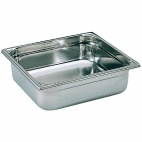 K055 Stainless Steel 2/3 Gastronorm Pan 65mm