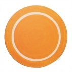 Lady Clare Round Table Mats
