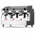 CON3E Contempo Espresso Coffee Machine Automatic 3 Group