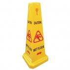 L483 Cone Wet Floor Sign