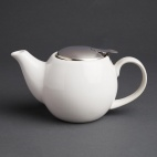 Cafe Teapot 510ml White