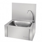 Stainless Steel Knee Operated Sink