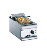 Single Tank Gas Counter Top Fryers