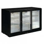 GL006 330 Ltr Triple Sliding Door Bottle Cooler