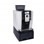 Azzurri Classico White Bean to Cup Coffee Machine
