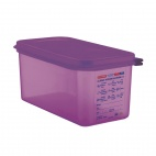 Silicone Gastronorm 6L Food Container