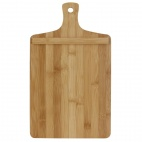Wooden Magnetic Paddle Board Menu Holder A5