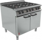 6 Plate Electric Ovens