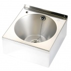 D20162N Wash Basin with waste kit