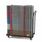GF944 Chair Trolley for Polypropylene Chairs