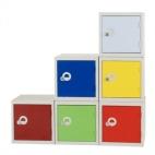 Steel Cube Lockers