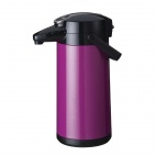 Furento 2.2 Ltr Airpot with Pump Action Metalic Purple