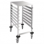 Gastronorm Racking Trolley 7 Level